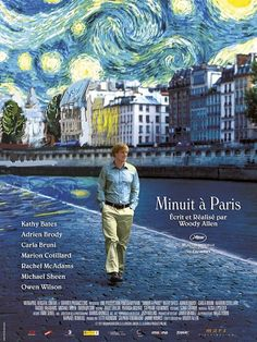 One of my new favorite movies... Midnight in Paris