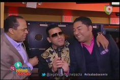 El Pacha Entrevista A Tito El Bambino #Video