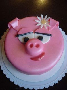 Girly Cakes, Fancy Cakes, Pink Cakes, Fondant Cakes, Cupcake Cakes, Shoe Cakes, Piggy Cake, Animal Cakes, Just Cakes