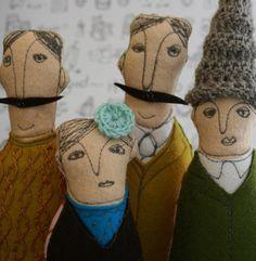 mummysam - characters