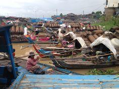 Life along the Mekong River