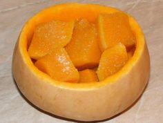 Muffled Pumpkin - Dovleac inabusit - www.preparatedevis.ro