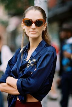 New York Fashion Week SS 2015....Sofia