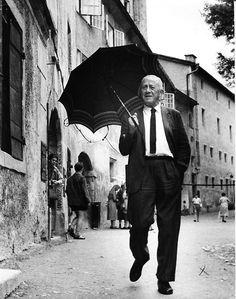 Gerti Deutsch: Oskar Kokoschka während der Sommerakademie in Salzburg, 1958 Alma Mahler, Salzburg, Munich Germany, Female Photographers, Great Words, English Language, Picture Quotes, Destiny, Portrait
