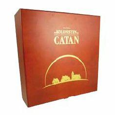 999 Games: Kolonisten van catan Collectors editie   Luk De Lombaerde