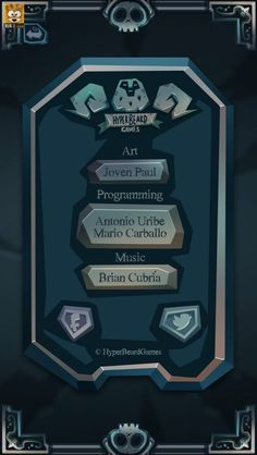 Resultado de imagen de UI game design