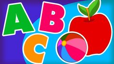ABC Song | ABC Songs For Children | ABC Phonics Song & Nursery Rhymes