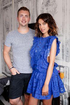 VivaLuxury - Fashion Blog by Annabelle Fleur: MIAMI SWIM WEEK WITH TRESemmé PART 2