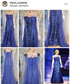Anastasia Costume, Anastasia Musical, Anastasia Broadway, Broadway Costumes, Girl Costumes, Dress Outfits, Dress Up, Prom Dresses, Princesa Anastasia