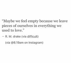 I've honestly never read anything that felt more real in the moment I read it