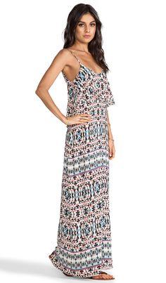 Velvet by Graham & Spencer Maple Marrakesh Dress in Multi