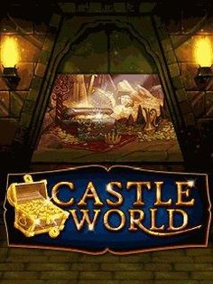 Juego JAR castle world para celular
