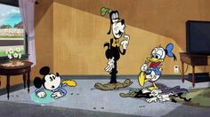 Goofy's Grandma - Mickey Mouse Shorts | Official Disney UK HD