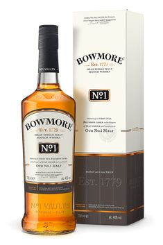 No.1 | Our Whiskies | Bowmore