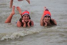 swimming in sea on the first day of the new year Holland, New Day, Sports And Politics, Happy New Year, Diving, Dutch, Swimming, Culture, News