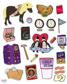 Here: have some parks and rec things :)