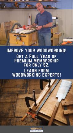 Congrats! You've been selected to join WWGOA at 97% the regular price. (normally $55). Here's your chance to take your woodworking skills to higher levels for only $2. Woodworking Skills, Woodworking Projects, Wood Projects, Projects To Try, Floor Cloth, Basket Weaving, Metal Working, Improve Yourself, Home Decor