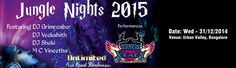 Jungle Nights New Year Eve 2015 in Bangalore on December 31, 2014