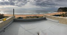 NEW DuroFin PVC sheet membrane being installed on a new 16million dollar residential roof to in Sydney Australia. #40years #Australianmade #solution #driven  #waterproofing