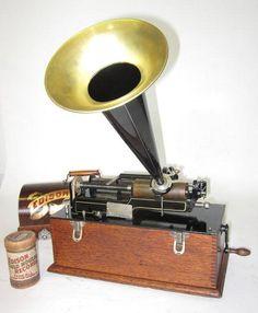 1898 Edison phonograph