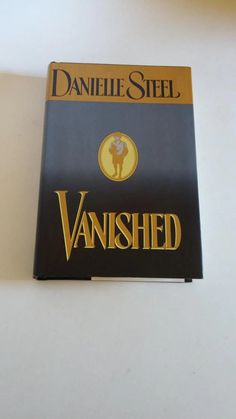 Vanished by Danielle Steel   Hardcover   Drama by SamsOldiesButGoodies on Etsy