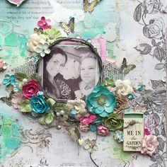 Sweet Memories: Meet me in the garden