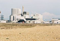 Dungeness B Advanced Gas Reactor (AGR) Nuclear Power Station.
