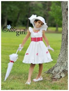 Mini Mary Poppins Boutique Ollie Girl by boutiqueolliegirl