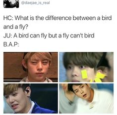 Someone introduce him to Jin please
