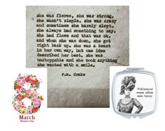 """International Women's Day"" by pampire ❤ liked on Polyvore featuring art"