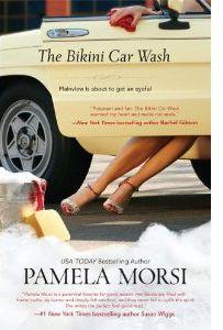 The Bikini Car Wash by Pamela Morsi Car Insurance Comparison, Bikini Car Wash, Old Fashioned Cars, Broken Book, Contemporary Romance Novels, Wanted Ads, Bikini Clad, Human Behavior, Used Books