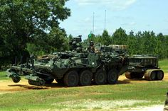 M1132 Stryker ESV (Engineer Support Vehicle)