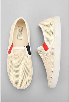 Generic Surplus Mesh Slip-On Sneaker