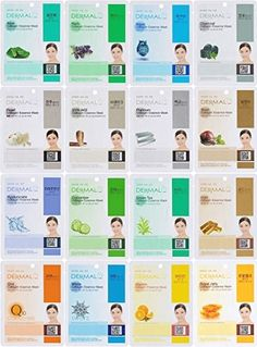 Dermal Korea Collagen Essence Full Face Facial Mask Sheet, 16 Combo Pack  BUY NOW     $9.33    Dermal collagen essence mask is a new essence mask which specially formulates cosmetics to penetrate highly concentrated active ..  http://www.beautyandluxuryforu.top/2017/03/07/dermal-korea-collagen-essence-full-face-facial-mask-sheet-16-combo-pack/