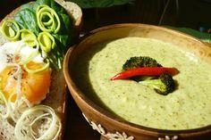 Polievka z pečenej brokolice - Recepty - Varecha.sk