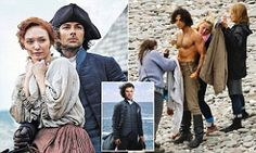 Captain Ross Poldark will come galloping back onto our screens next year - and star Aidan Turner promises that his turbulent romantic life will be steamier than ever.