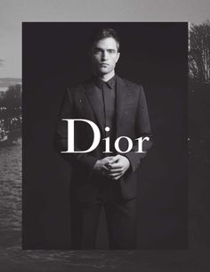Robert Pattinson For Dior Homme's Fall 2017 Campaign