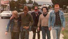Melbourne, 1985.