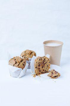 ... gluten free chocolate muffins ...