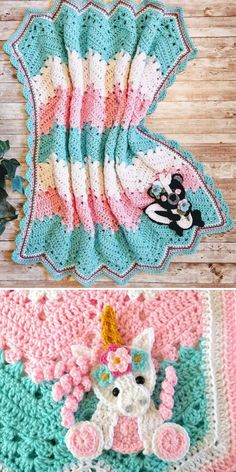 As you may know, I love exploring new ideas in crochet, so I'm not constricting myself to any rules! Zig Zag Crochet, Crochet Baby Blanket Free Pattern, Bag Pattern Free, Crochet Borders, Afghan Crochet Patterns, Crochet Stitches, Knitting Patterns, Double Crochet, Crochet Blankets
