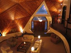 (1) What are the pros and cons of building and living in a geodesic dome house? - Quora