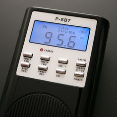 GhostStop Ghost Hunting Equipment - Spirit Box B-PSB7 EVP for ITC Research-$79.90