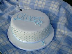 Image of Wises Farm Kitchen Little Baby Boy Christening Cake Wises Farm Kitchen Christening Cake Designs, Baby Boy Christening Cake, Baby Boy Baptism, Baby Boy Cakes, Cakes For Boys, Baby Shower Cakes, Big Cakes, Just Cakes, Baptism Food