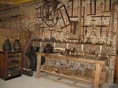 la Maison des Traditions Normandes - Accès rapide : - Les expositions permanentes