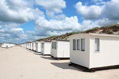Amalie loves Denmark Badehäuser in Løkken #lokken #denmark #danmark #beach #jytland