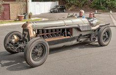1917 Fiat Botafogo Special