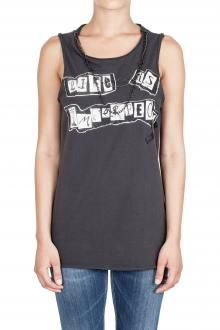IMPERFECT - TANK TOP - 230592 - BLACK http://www.commetoi.it/eshop/index.php?id_lang=8