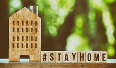 Custom Text Wood Word Tile Stay Home Stay Healthy Postcard You Are Home, Make Money Now, Very Tired, Look After Yourself, Vocabulary Words, Home Look, Logs, Pisa, How To Stay Healthy