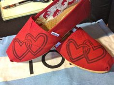 Heart shoes!