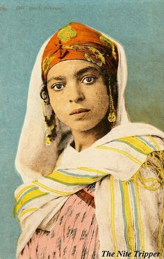 An Algerian Woman by The Nite Tripper on Flickr